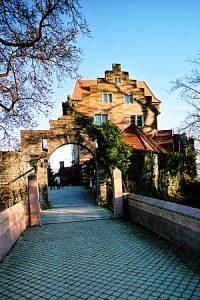 Zamek Neuburg