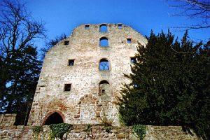 Stary zamek w Neuenbürgu