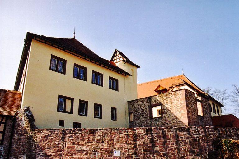 Pałac w Neuenbürgu