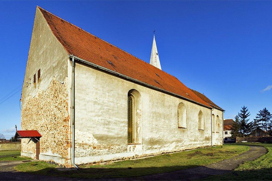 Kościół w Niegosławicach