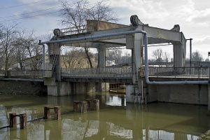 Most podnoszony w Nowej Soli