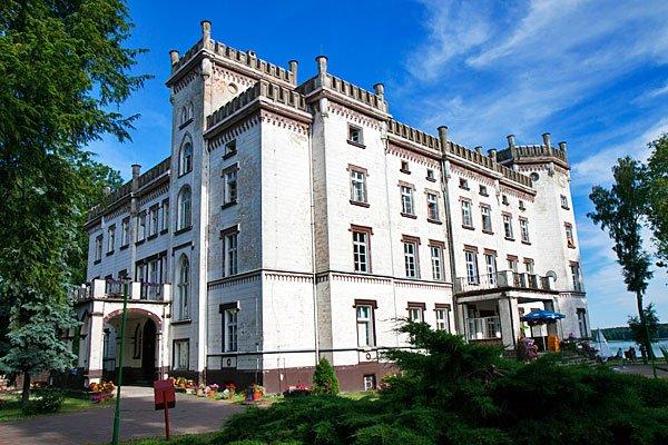 Pałac w Przełazach