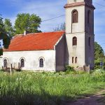 Dawny kościół ewangelicki w Stypułowie