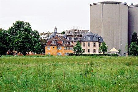 Pałac Eremitage w Waghäusel