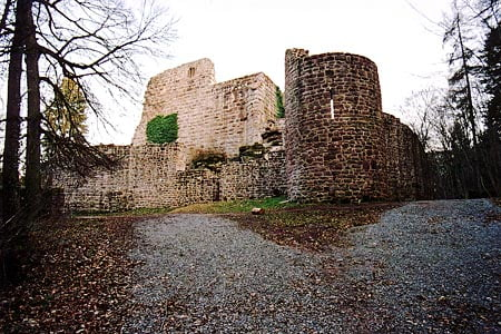 Zamek Waldeck