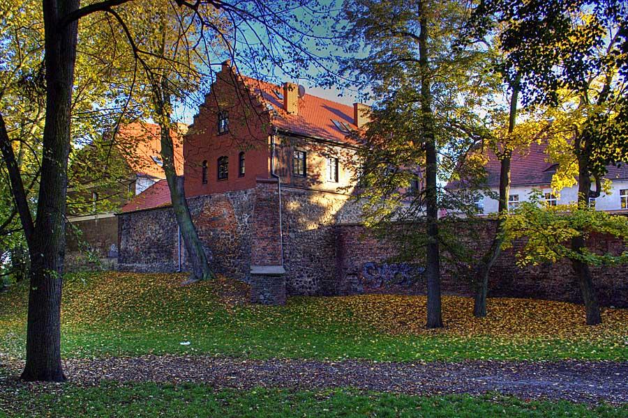Zamek we Wschowie