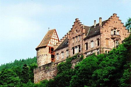 Zamek Zwingenburg