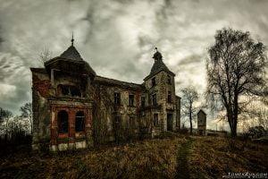 Pałac w Międzylesiu