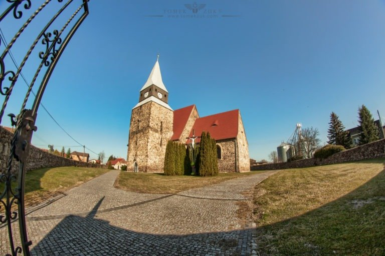 Kościół w Gościeszowicach