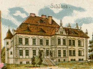 Pałac w Mycielinie