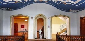 pałac w Bogaczowie