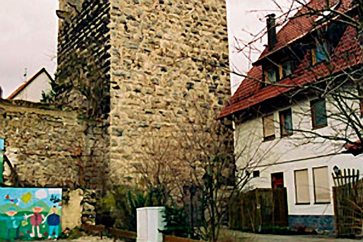 zamek Diepoldsburg