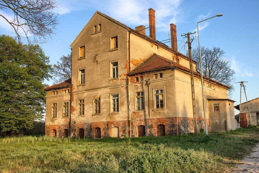 Pałac w Witkowie