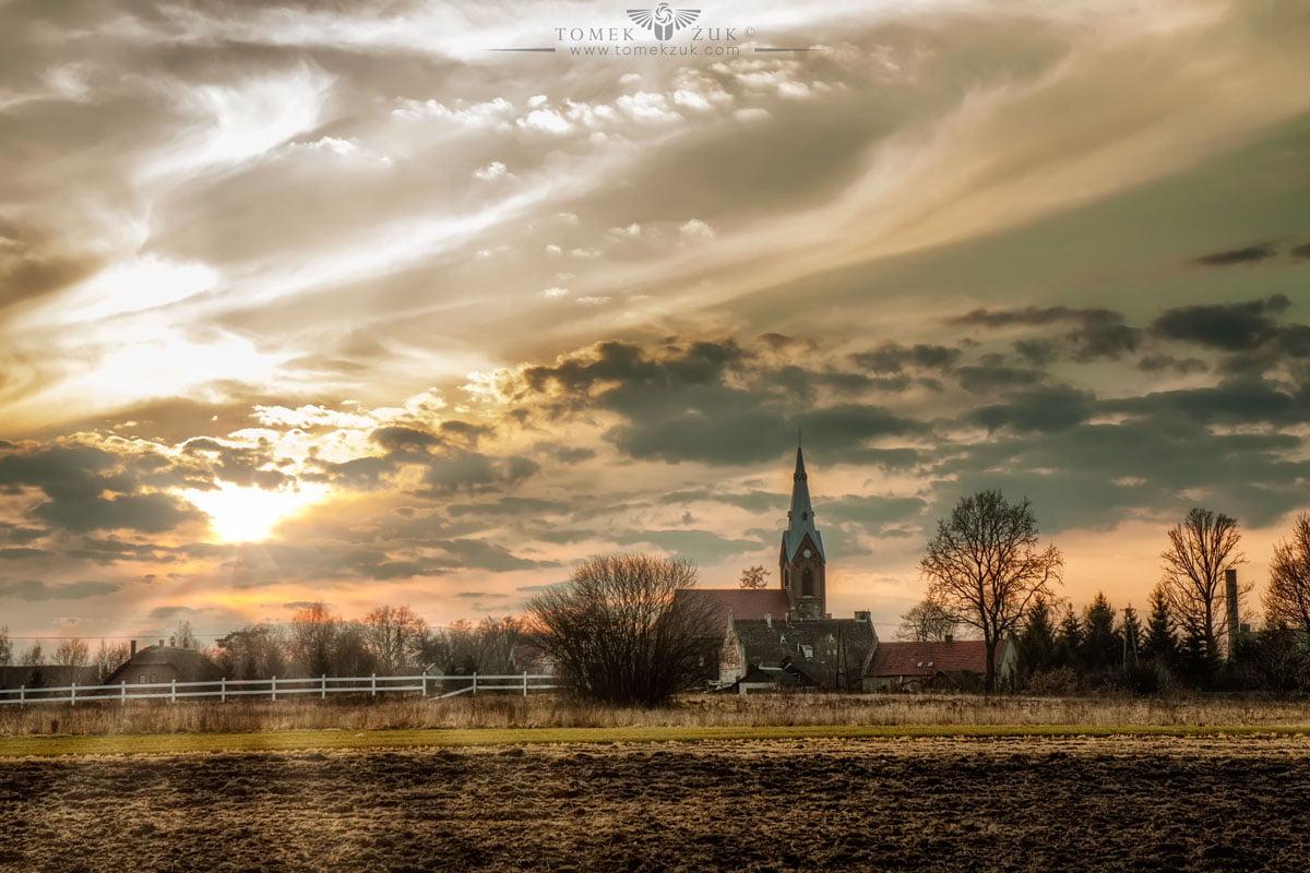 kościół w długiem