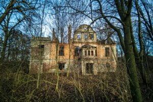 pałac w śremie