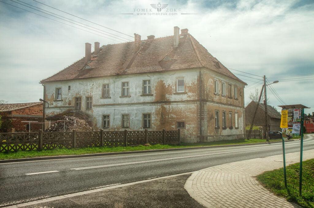 Dwór w Starym Żaganiu