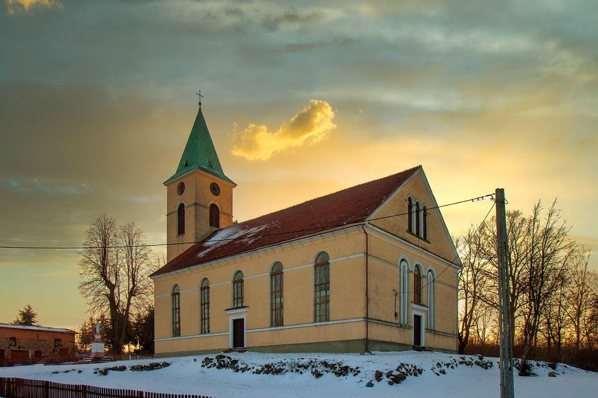 Kościół w Kotowicach