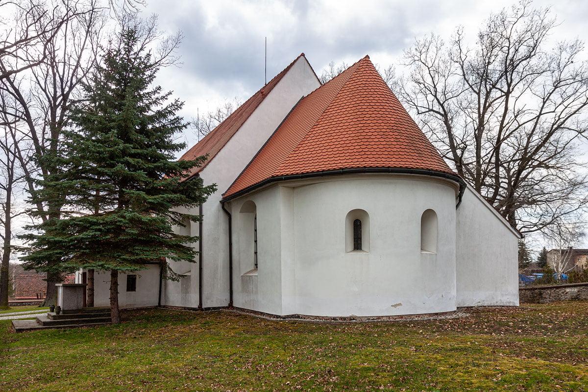 Kościół św. Andrzeja Apostoła w Szprotawie