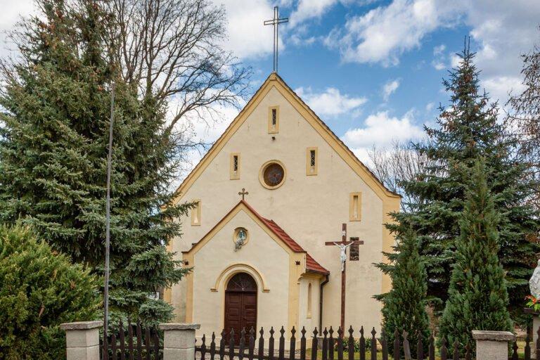 Kościół Zbawiciela Świata w Szprotawie