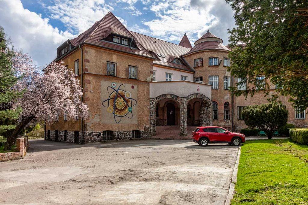 Pałac w Renicach