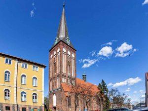 kościół św. jana w stargardzie